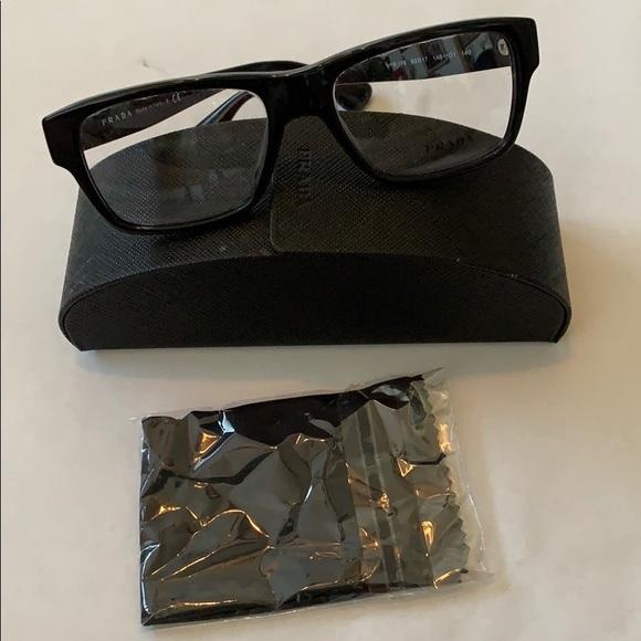 d7aecebfaba9 New Men s Prada Eyeglasses never worn demo lenses.  M 5c8eaa49819e90ea8e20f770